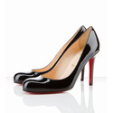 Christian-louboutin-simple-100mm-patent-leather-pumps-black-001-01