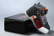 Fashion-sneaker-online-store-women-jordan-12-leather-grey-white-orange-005-02
