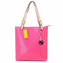 Michael-kors-jet-set-item-tote-hot-pink