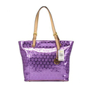 Michael-kors-jet-set-mirror-metallic-large-purple-tote-bags-323
