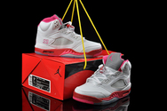 Fashion-sneaker-online-store-women-air-jordan-v-05-002-white-red-pink-basketball-shoes