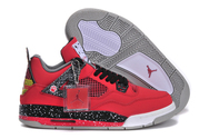 Bulls-jordanshoes-photo-shop-shoes-women-air-jordan-4-03-001-retro-b-a-r-town-custom-red-black
