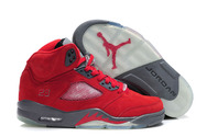 Vogue-always-popular-shoes-online-womenjordanshoes-women-jordan-5-suede-red-grey-003-01