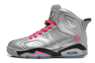 Really-worthtobuy-popular-women-jordan-6-new-009-01-valentines-day-metallic-silver-vivid-pink-black-basketball-shoes