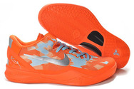 Quality-guarantee-nike-zoom-kobe-viii-8-men-shoes-orange-grey-silver-021-01