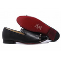 Christian-louboutin-rollergirl-mens-flat-shoes-black-velvet-001-01