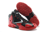 Discount-lebron-11-big-kids-athletic-shoes-006-01-miami-heat-black-red-metallic-silver-nike-brand