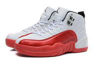 Top-selling-nike-womens-air-jordan-12-05022005-01-white-varsity-red-black-cherry-quality-guarantee