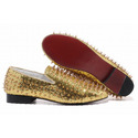 Christian-louboutin-rollerboy-gold-spikes-mens-flat-shoes-gold-001-01
