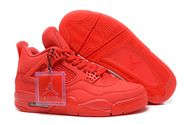 Good-quality-shoes-air-jordan-4-09-001-men-red-october-all-red