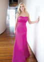 Gorgeous-fuchsia-sweetheart-neckline-pleated-satin-floor-length-bridesmaid-dresses-by-kenneth-winston-506913778423081