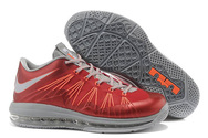 Nike-air-max-lebron-x-university-red-fashion-style-shoes