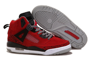 Women-air-jordan-spizike-fluff-red-black-fashion-style-shoes