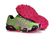 Mens-salomon-speedcross-3-019-001-outdoor-athletic-running-sports-shoe-green-pink-black-silver