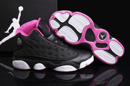 Stylish-footwear-sale-online-women-air-jordan-xiii-013-001-black-pink-white