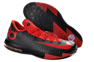 Famous-footwear-store-kevin-durant-basketball-shoes-mens-nike-zoom-kd-vi-021-001-low-red-black-shoes