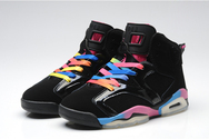 Sporting-pictureshoes-popular-new-shoes-women-air-jordan-retro-vi-01-001-gs-rainbow-blackpink-flash-marina-blue