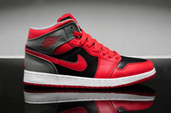 Top-selling-nike-womens-air-jordan-retro-1-0507008-01-bred-red-black-grey-quality-guarantee