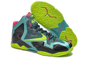 New-arrival-lebron-11-sports-shoe-043-01-green-blue-black-pink-outlet