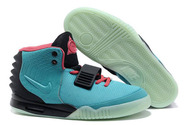 Nike-air-yeezy-2-blue-black-pink-fashion-style-shoes