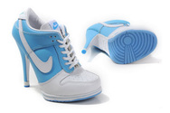 Good-shoes-collection-lady-blue-and-white-nike-dunk-low-heels-high-quality