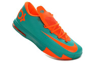 Mens-nike-kd-vi-teal-team-orange-fashion-style-shoes