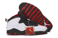 Latest-quality-shoes-air-jordan-x-white-black-red-fashion-style-shoes