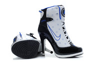 Good-shoes-collection-air-jordan-13-high-heels-white-black-blue-high-quality