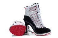 Good-shoes-collection-air-jordan-23-high-heel-boots-black-white-high-quality