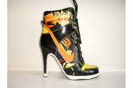 Good-shoes-collection-womens-nike-dunk-sb-high-heels-yellow-black-high-quality