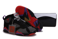 Low-cost-sneaker-women-jordan-7-suede-black-grey-red-purple-003-01