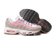 Service-online-store-famous-footwear-store-air-max-95-white-real-pink-medium-grey-running-shoes