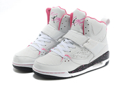 Popular-cheap-shoes-girls-women-jordan-flight-45-01-001-high-gs-white-fusion-pink-black