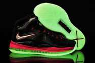Nike-lebron-x-gs-black-university-red-fashion-style-shoes