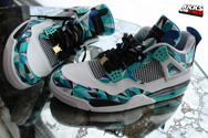 Athletic-nike-j4-low-cost-1003-01-simplicity-multicolor-diamond-shoes