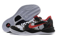 Quality-guarantee-nike-zoom-kobe-viii-8-men-shoes-white-black-red-006-01