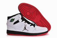 New-brand-shoes-air-jordan-1-retro-97-white-black-gym-red