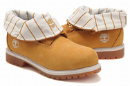 Timberland-outlet-mens-timberland-roll-top-boots-with-wheat-yellow-stripe-white-edge-001-02