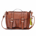 Michael-kors-ostrich-embossed-messenger-bags-brown