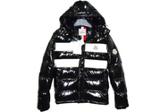 Mens-shiny-thomas-down-jacket-black