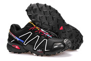Mens-salomon-speedcross-3-018-001-outdoor-athletic-running-sports-shoe-black-silver-red