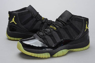 Greatnbagame-jordans-66size-best-collection-air-jordan-11-shoe-6016-02-thunder-black-yellow