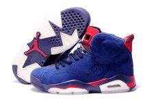 King700-quality-guarantee-store-air-jordan-6-vi-suede-blue-red_large