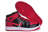 Free-shipping-quality-air-jordan-1-03-001-women-black-white-red