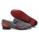 Christian-louboutin-rollerboy-tartan-spikes-mens-flat-shoes-multicolor-denim-001-01