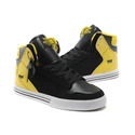 Cheap-new-sneaker-supra-vaider-023-02-high-tops-shoes-black-suede-yellow