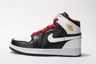 Low-cost-sneaker-air-jordan-1-019-retro-high-leather-black-white-red-lace-019-01