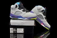Quality-guarantee-sneakers-nike-air-jordan-5-04-002-bel-air-cool-grey-club-pink-court-purple-game-royal-kids-shoes