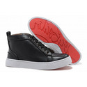 Christian-louboutin-louis-womens-high-top-leather-sneakers-black-001-01