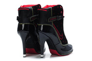 Air-jordan-13-high-heel-boots-black-pink-2
